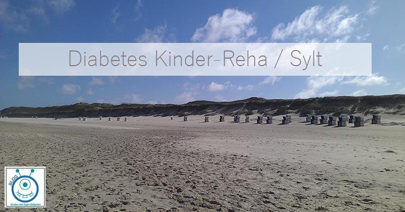kinder reha sylt diabetes typ 1