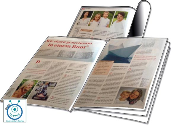 diabetes eltern journal blog vorstellung kinder mit diabetes