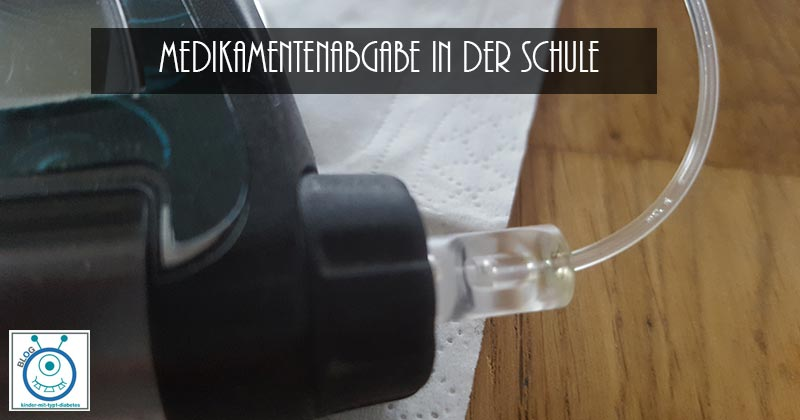 blog Kinder Diabetes medikamentenabgabe schule