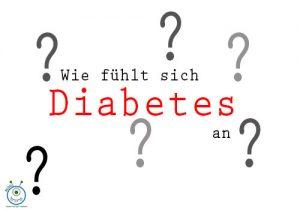 kinder diabetes typ 1 gefühle erklären