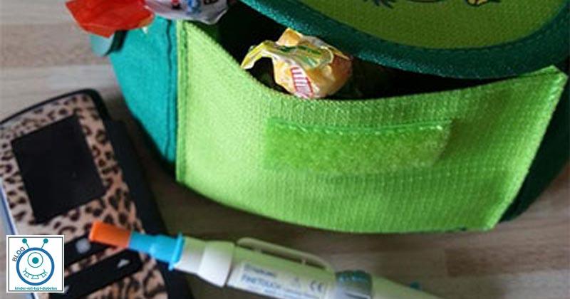 kinder diabetes typ 1 selbstständigkeit
