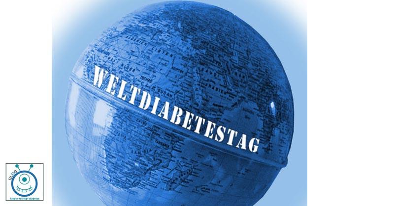 kinder diabetes typ1 weltdiabetestag