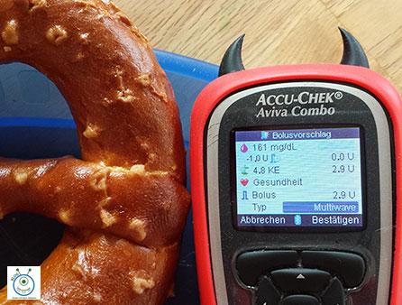 kinder diabetes insulinpumpe bolusrechner