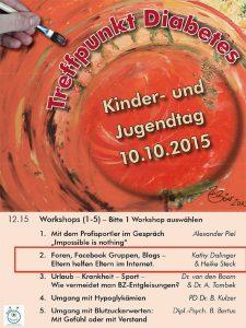 kinder diabetes workshop