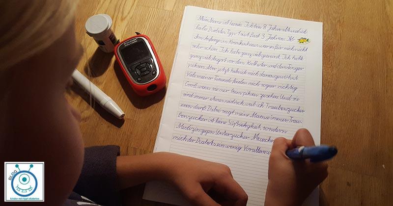 kinder diabetes blog mutmachbrief