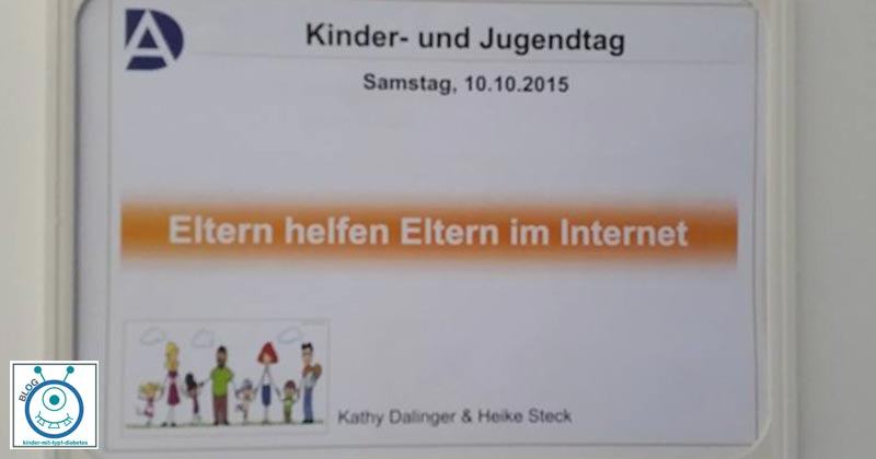 blog mütter kinder diabetes eltern workshop