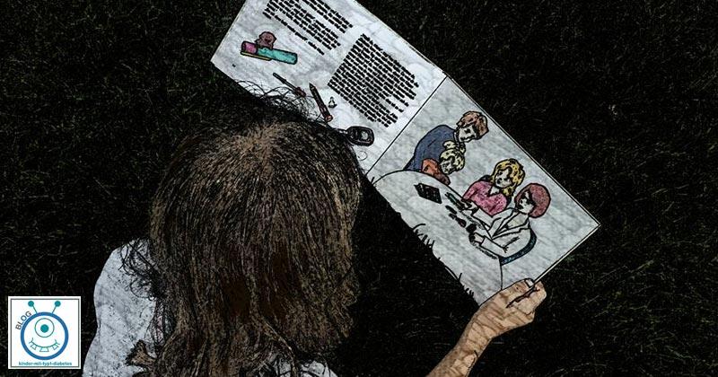 Diabetes Kids Kinderbuch Diabetes erklären