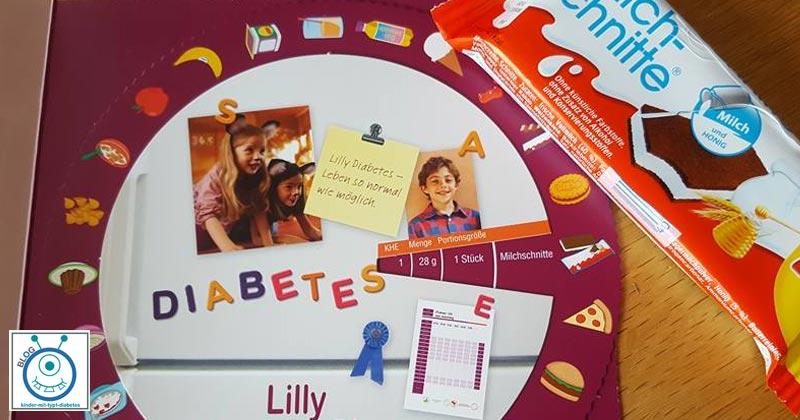 Diabetes kinder eltern blog