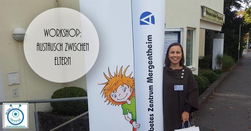 workshop diabetes kids eltern