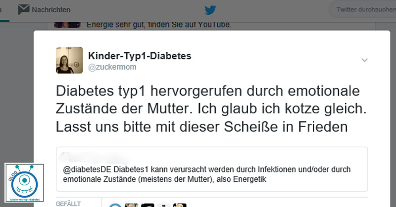 blog Kinder mit typ1 Diabetes kids