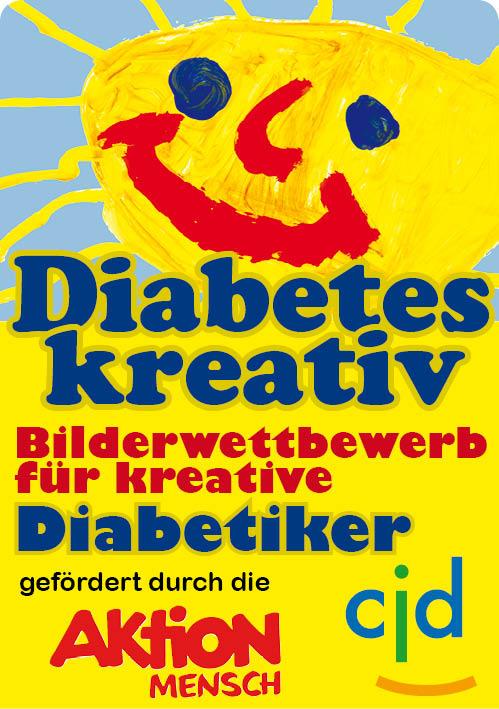 Malwettbewerb Diabetes kreativ