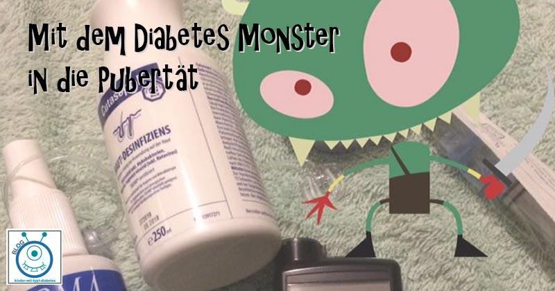 Diabetes Kids Pubertät Probleme