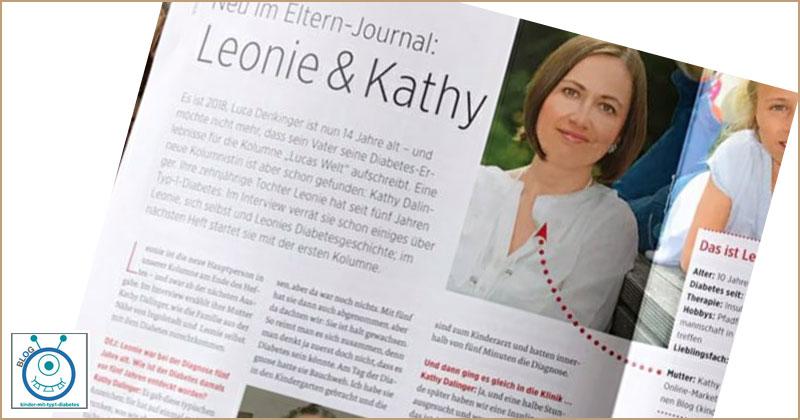 Interview Diabetes Eltern Journal kids