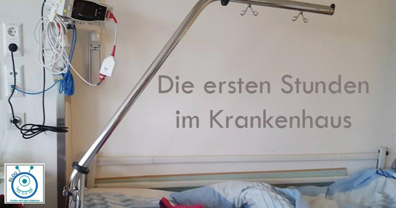 diagnose diabetes typ 1 kind krankenhaus