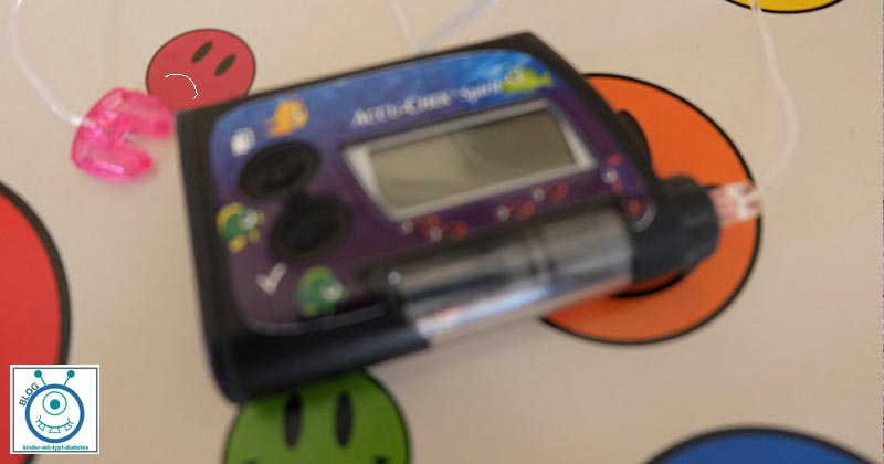 insulinpumpen genehmigung krankenkasse kids diabetes erfahrung blog