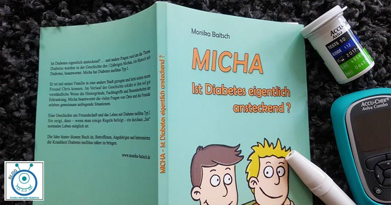 blog mütter Diabetes Kinderbuch