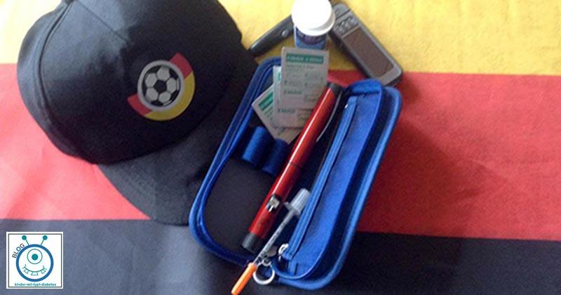 blog Kids Diabetes Probleme insulinpen fanmeile