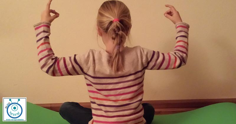 kinder diabetes typ 1 kinder yoga