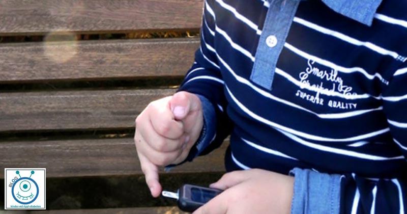 kids diabetes keine lust blutzucker messen