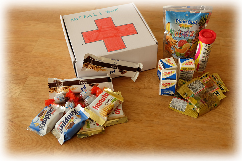 Kinder diabetes typ 1 notfallbox schule Kindergarten