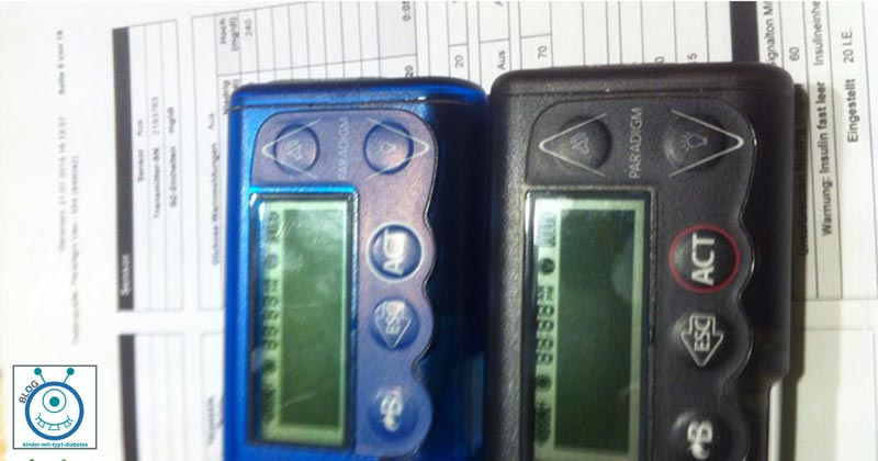 entscheidung Kids diabetes neue insulinpumpe