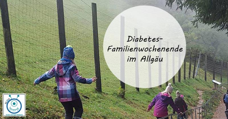 kinder diabetes blog familienwochenende