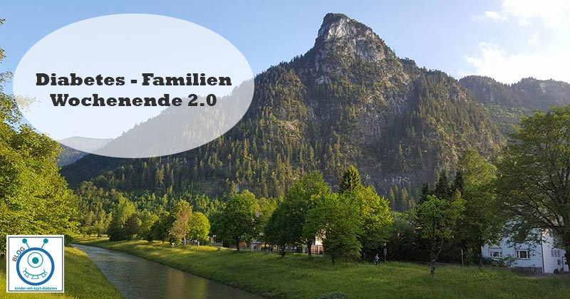 Kinder Diabetes Familien Wochenende