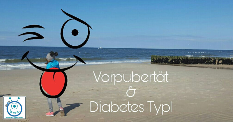 diabetes vorpubertät kinder eltern