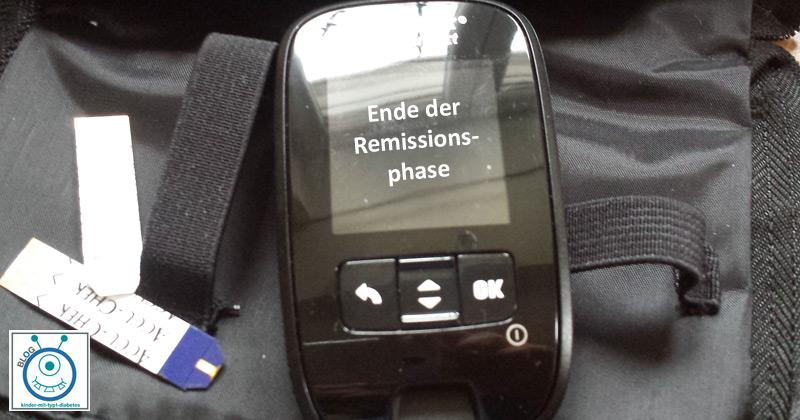 ende der remissionsphase kinder diabetes typ 1 blog