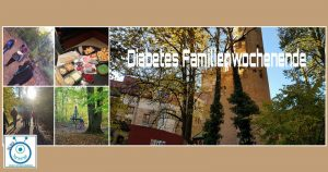 Diabetes Familienwochenende