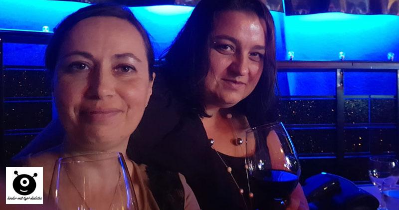 Und noch ein BIld von Mandy und mir :-)