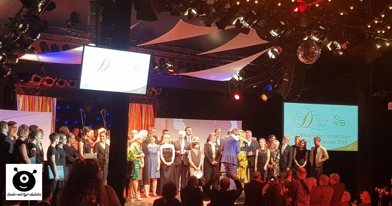 Diabetes Charity Gala, 2018