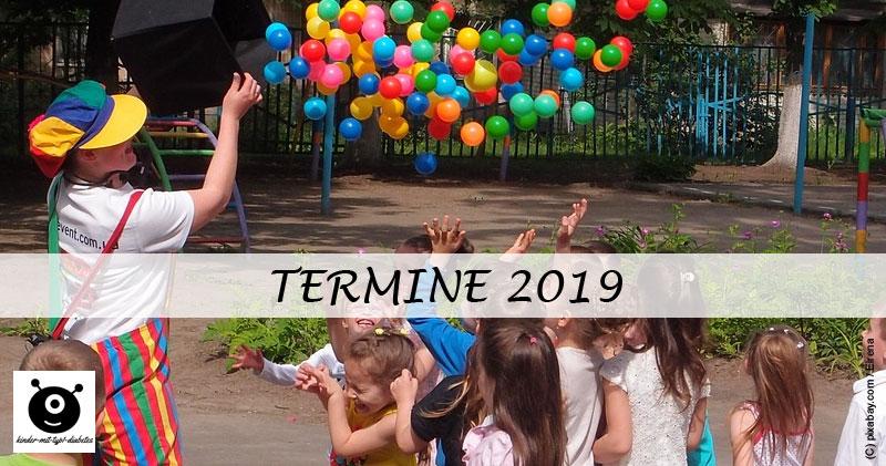 Ferienfreizeit, Diabetescamp, 2019