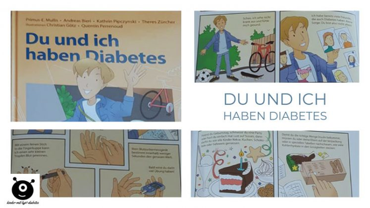 kinderbuch diabetes