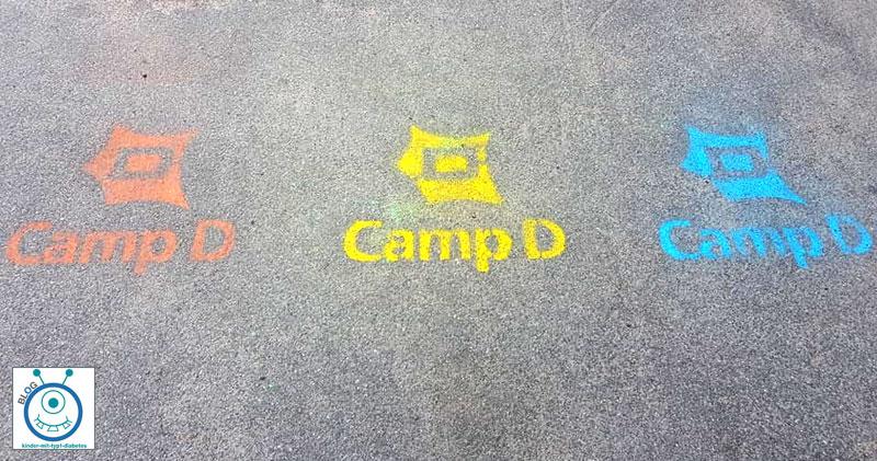 Camp D - Damit sich niemand verläuft