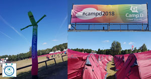 Camp d 2018 , blog Kinder mit typ1 diabetes