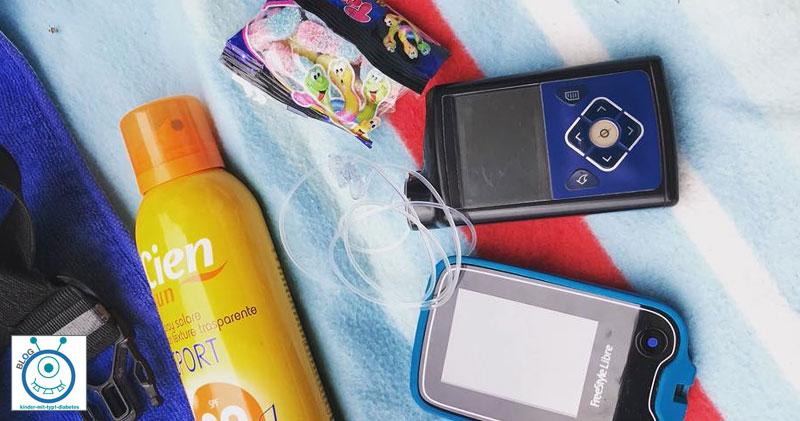 Mandy: Urlaub mit Diabetes