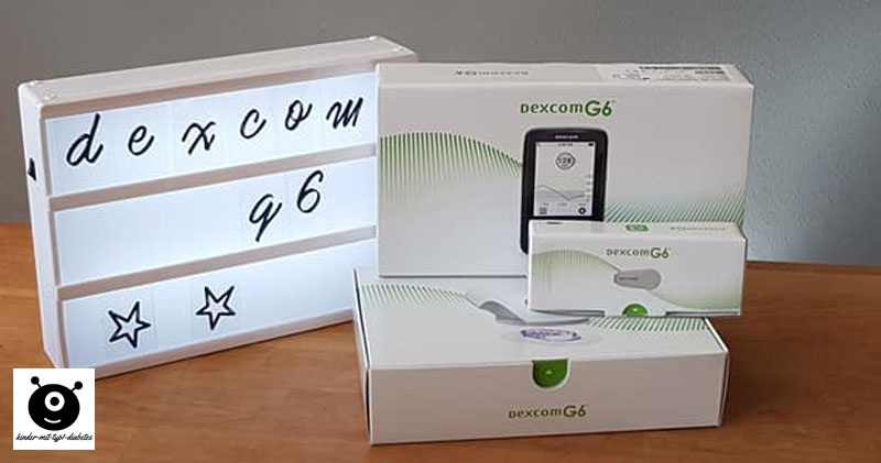 Text dexcom G6