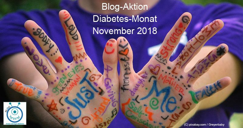 diabetesblog Kinder mit typ1 Diabetes