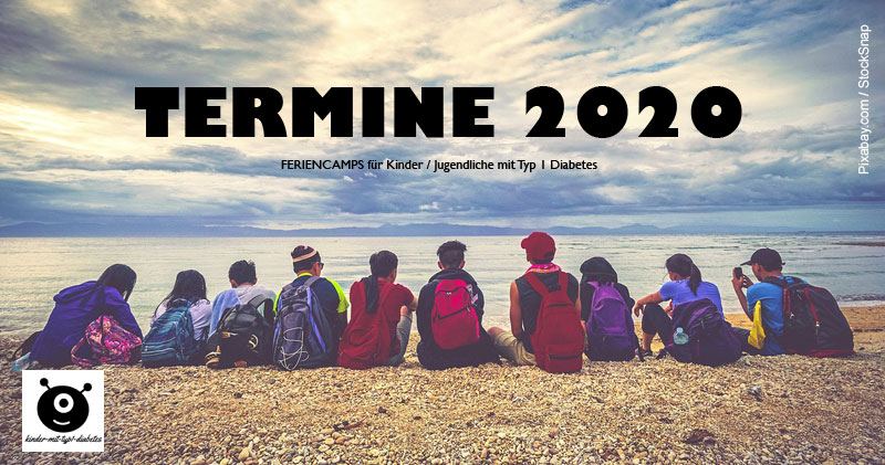 Diabetes Freizeit Camps 2020